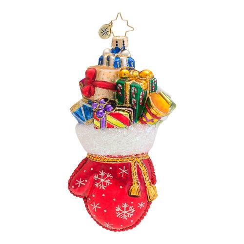 A Handful Of Gifts Radko Ornament