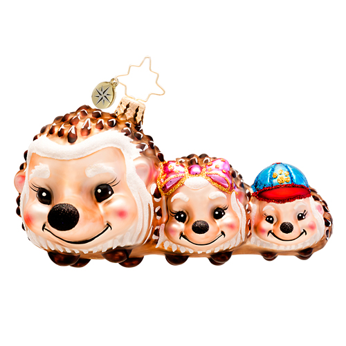 All In The Family Animal Radko Ornament