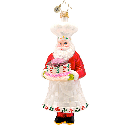 Baked To Perfection Ornament Radko Ornament