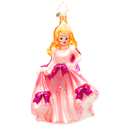 Ballroom Princess Radko Ornament