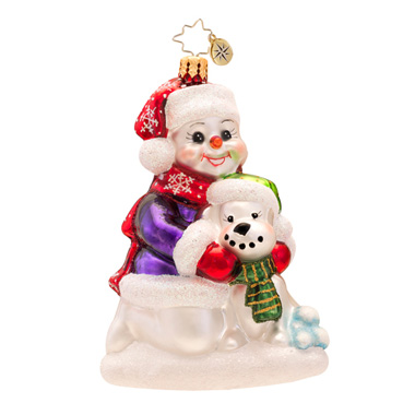 Best Snow Buddies  (retired) Radko Ornament