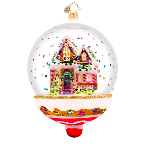Candyland Dreams  (retired) Radko Ornament