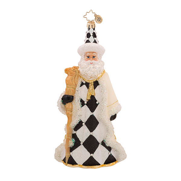 Checkmate Radko Ornament