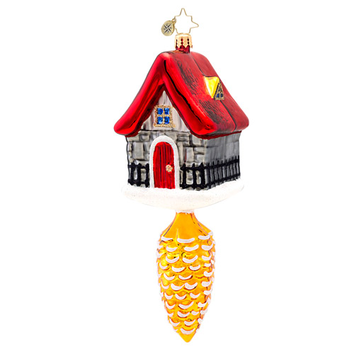 Cottages and Houses Radko Ornaments
