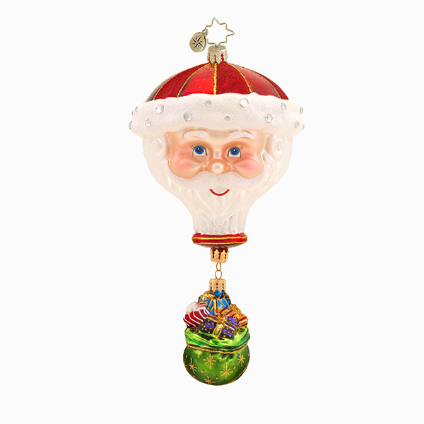 Come Fly With Me Radko Ornament