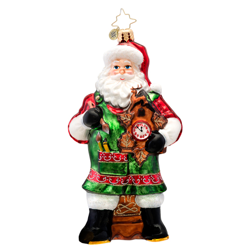 Coo-coo Claus Ornament Radko Ornament