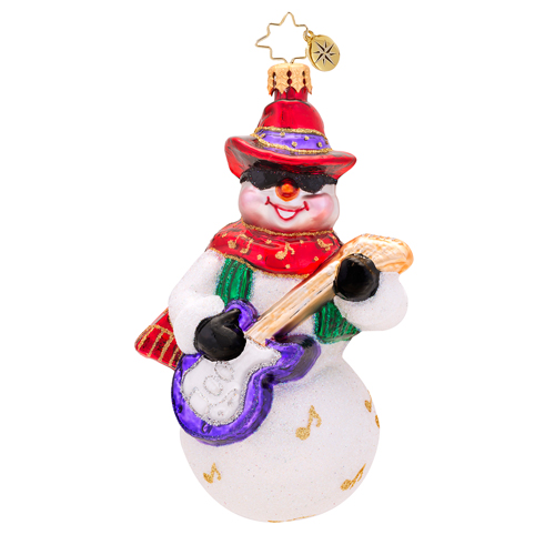 Cool Winter Time Radko Ornament