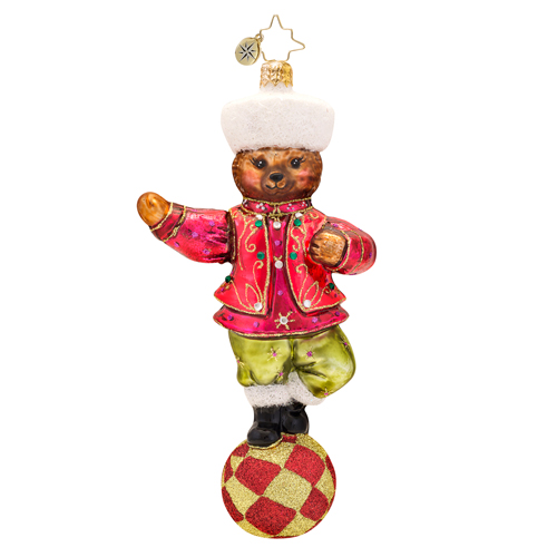 Czar Of The Ring Radko Ornament