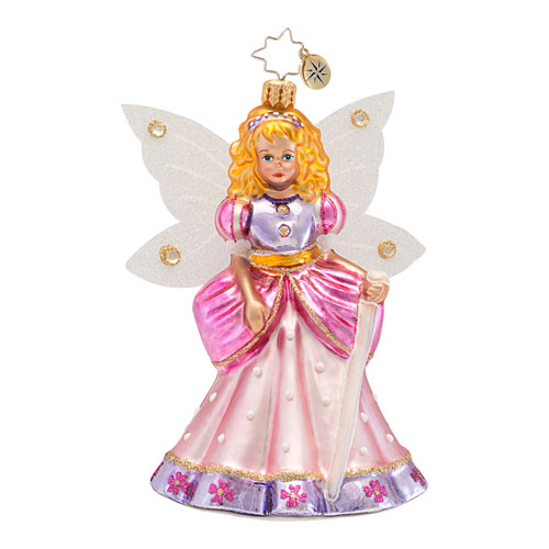 Fairy Princess  (retired) Radko Ornament