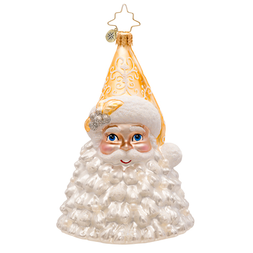 Frosty Kris Kringle Ornament Radko Ornament