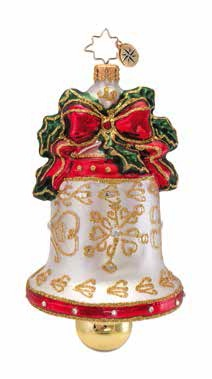 Golden Melodies Ornament (retired) Radko Ornament