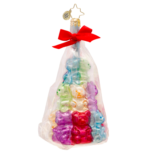 Gummy Grab Bag  (retired) Radko Ornament