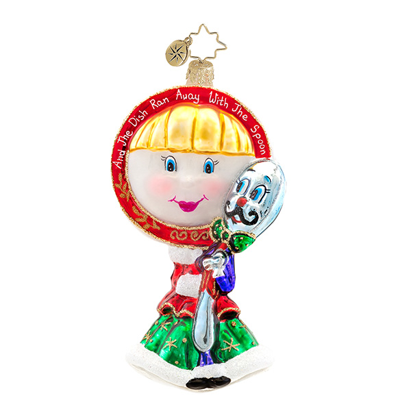 Happily Ever After Radko Ornament