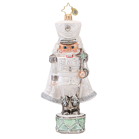 Ice Cracker Nutcracker  (retired) Radko Ornament