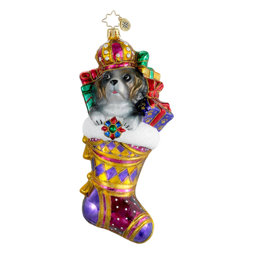 It's Good To Be King  (retired) Radko Ornament