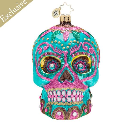 Skull Radko Ornaments