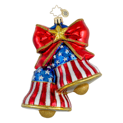 Let Freedom Ring Liberty Bell  (retired) Radko Ornament