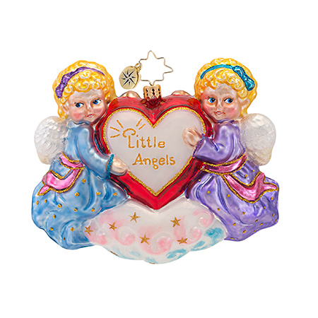 Little Angels  (retired) Radko Ornament