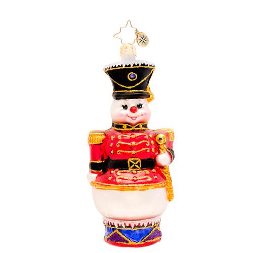 Major Frost Radko Ornament