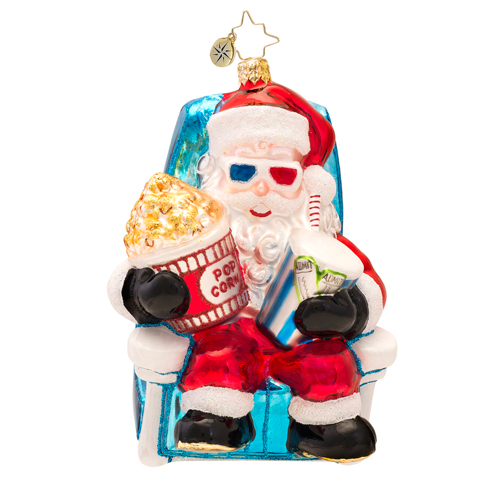 Matinee Nick  (retired) Radko Ornament