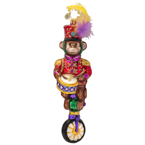 Monkeying Around Ornament Radko Ornament