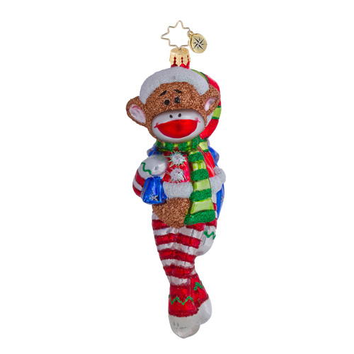 Monkeying Around Radko Ornament