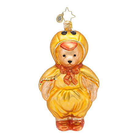 Muffy Chick Vanderbear Radko Ornament