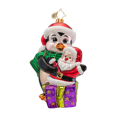 Penny's Treasure Pediatric Cancer  (retired) Radko Ornament