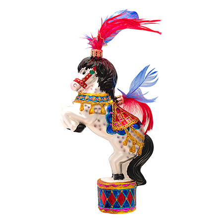Playing To The Crowd Circus Animal  (retired) Radko Ornament