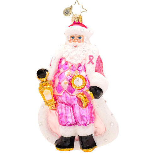 Pretty In Pink  (retired) Radko Ornament