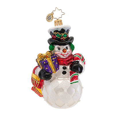 Brilliant Treasures Radko Ornaments