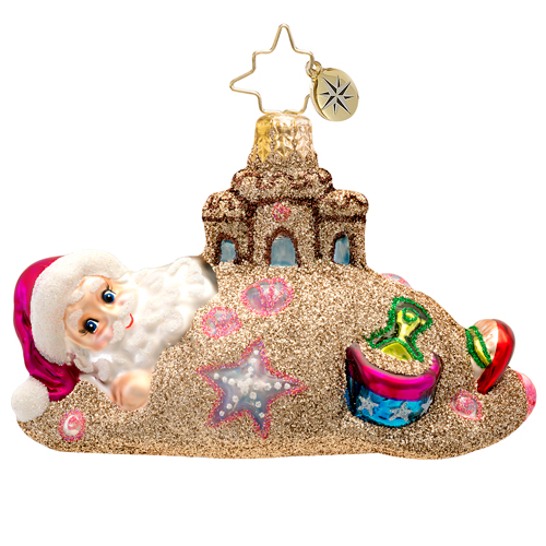 Sandy Claus Radko Ornament