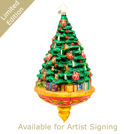Signed Joyous Celebration  - Limited Edition Radko Ornament