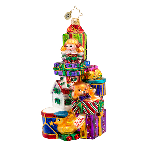 Something For Everybody Ornament Radko Ornament