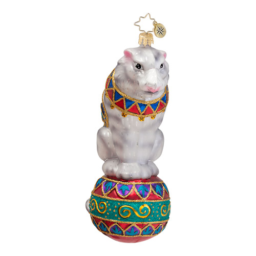 Star Of The Show Circus Animal Ornament (retired) Radko Ornament