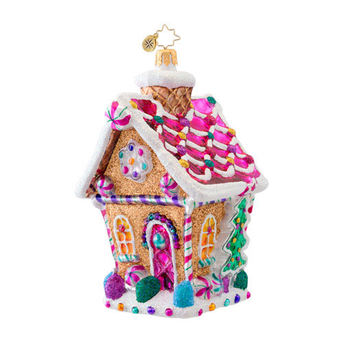 Sugar Shack Radko Ornament