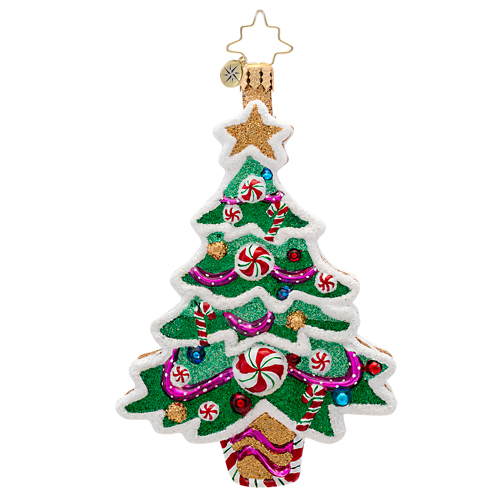 Sweet Tooth Tree Radko Ornament