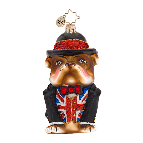 Winston Radko Ornament